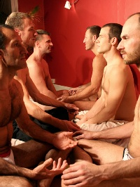 gay male castration